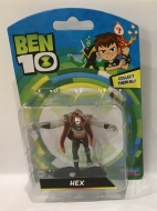 BEN 10 Mini figurine blister - Hex 76768