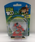 BEN 10 Mini figurine blister - Overflow 76769