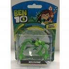 BEN 10 Mini figurine blister - Wildvine 76771