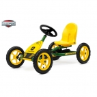 Kart BERG Junior John Deere Buddy + Cadou Tricou Splat Planet