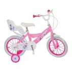 Bicicleta 14 Minnie Mouse Club House
