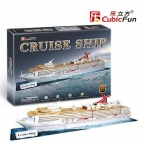 Cruise Ship Puzzle 3D