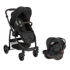 Carucior Evo II TS Black Grey Graco