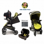 Carucior FastAction Fold 2.0 TS Sport Lime Graco