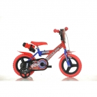 Dino Bikes Bicicleta Spiderman 123GL SP