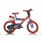 DINO BIKES Bicicleta Spiderman 143G SP