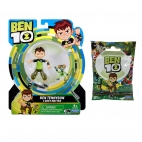 Figurina Ben 10 - Ben + Grey 12cm 76101 + Mini figurina 76715