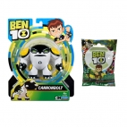 Set Ben 10 - Figurina Ghiulea 12cm 76107 + Mini figurina 76715