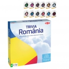 Joc de societate Romania Trivia 54292 + Spinner