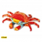 Jucarie din plus National Geographic Crab rosu 44 cm