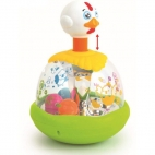 Baby Mix - Jucarie interactiva Egg Spinner