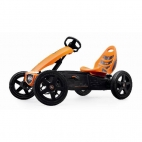 Kart BERG Rally Orange + Cadou
