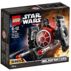 LEGO Star Wars - TIE Fighter al Ordinului Intai Microfighter 75194