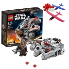 Lego Star Wars - Millennium Falcon Microfighter 75193 + Cadou avion pasare