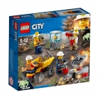 Lego City - Echipa de minerit 60184