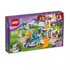 Lego Friends - Piscina de vara din Heartlake 41313