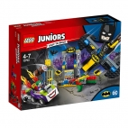 Lego Juniors - Atacul lui Joker in Batcave 10753