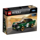Lego Speed - 1968 Ford Mustang Fastback 75884