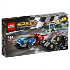Lego Speed Champions - Ford GT & 1966 Ford GT40 75881