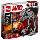Lego Star Wars - AT-ST Ordinul Intai 75201