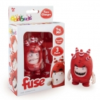Oddbods FaceChangers Fuse