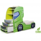 Pat camion DUO SCANIA+1 Verde