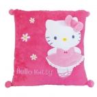 Fun House Perna decorativa din plus Hello Kitty Ballerina