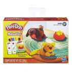 Plastilina Play-Doh Makeables Catei