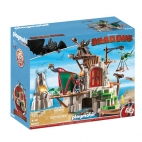 PlayMobil Dragons - Insula Berk 9243