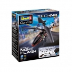 Revell Control - Kit de constructie elicopter Night Flash - RV24711