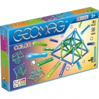 Pachet Geomag - Set Constructie Magnetic Color 91 + Magnetic Confetti 88