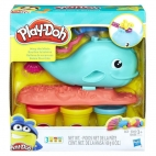 Set Play-Doh Balena Wavy - HBE0100