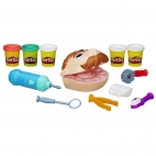 Set de joaca plastilina Play Doh - Drill and Fill - Hasbro