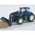 Tractor New Holland T8040 Cu Incarcator
