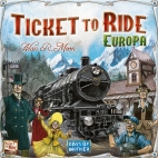 Ticket to Ride Europe 721802