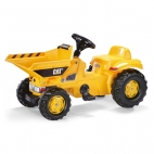 Tractor Cu Pedale Copii ROLLY TOYS 024179 Galben