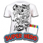 Tricou Splat Planet Super Heroes