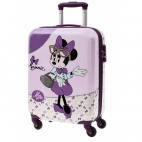 Troler ABS 55 cm 4 roti Minnie Glam