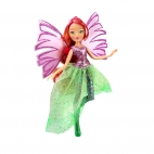 Winx Papusa Sirenix Magic - Flora
