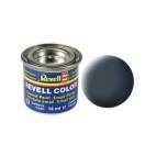 Revell Vopsea 32109 anthracite grey, mat 14 ml