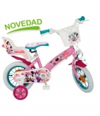 Bicicleta 12 Minnie Mouse