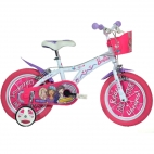 DINO BIKES Bicicleta copii 16 - Barbie Dreams