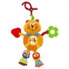 Baby Mix - Jucarie educativa din plus Cat