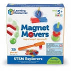 Learning Resources Set STEM - Magie cu magneti