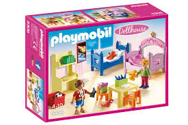 Playmobil Dollhouse - CAMERA COPIILOR