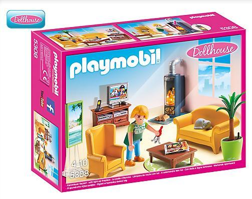 Playmobil Dollhouse - SUFRAGERIA