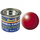 Revell 32330 Vopsea email Fiery Red Silk
