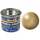 Revell 32194 Vopsea email Gold Metallic