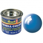 Revell 32150 Vopsea email Light Blue Gloss