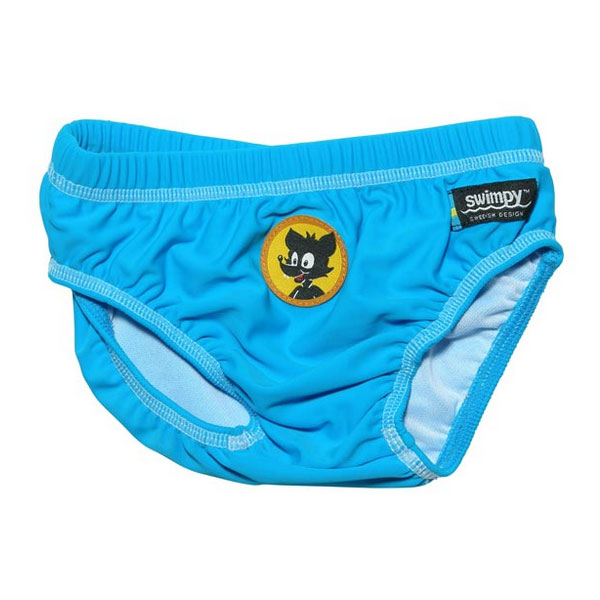 Slip Bamse blue Swimpy